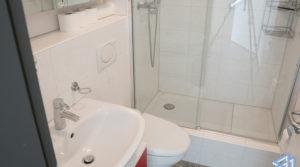 Dusche Bad WC
