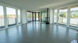 Luxuriöse 174m2 Attika Wohnung mit Aussicht!