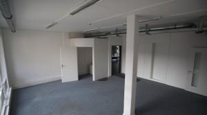 Parterre Büro